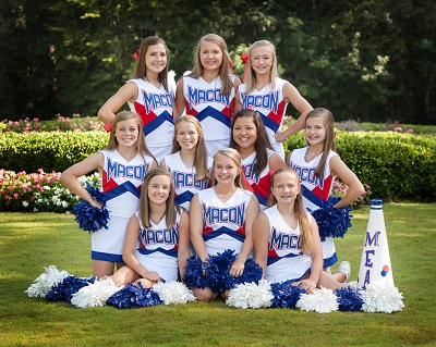 jv cheer team