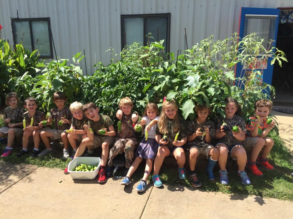 1st-grade-garden