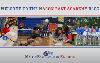 Macon East Academy blog