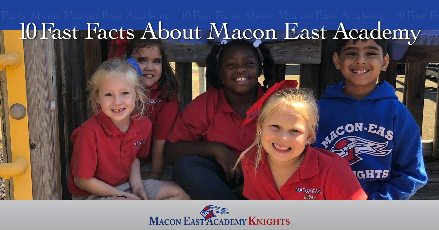 Fast Facts About Macon East Academy